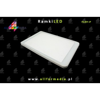 Gablota iPhone Biała-White...