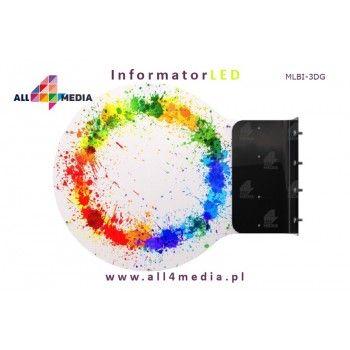 Informator Semaforowy 7mm 500x600x7mm