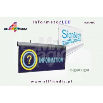 LED 10mm / standing guide