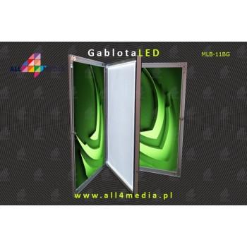 Gablota Dwustronna IP65...