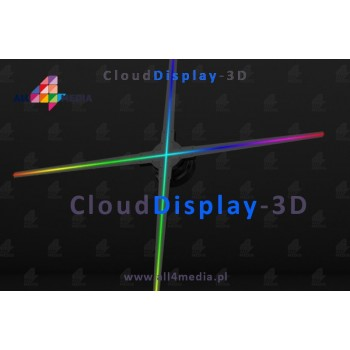 Cloud Display 3D WiFi /...