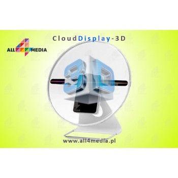 Cloud Display 3D / 30cm - RGB LED display