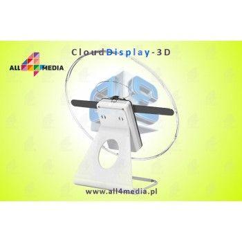 Cloud Display 3D/30cm - wyświetlacz LED RGB