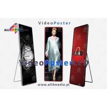 V-Poster Video Plakat LED