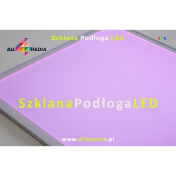Glass Floor RGB LED...