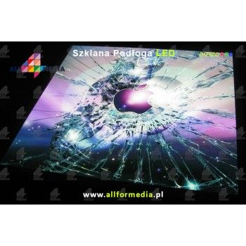 Glass Floor LOGO 600x600x34mm