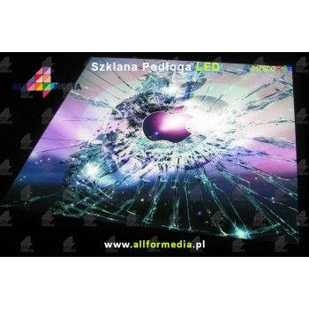 Szklana Podłoga LOGO 600x600x34mmm