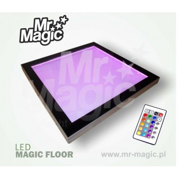 Glass Floor LED RGB...