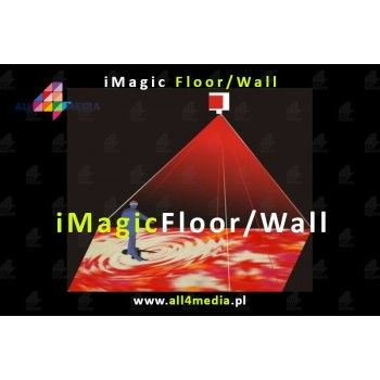 iMagic Floor/Basic - Podłoga Interaktywna/Zestaw Podstawowy