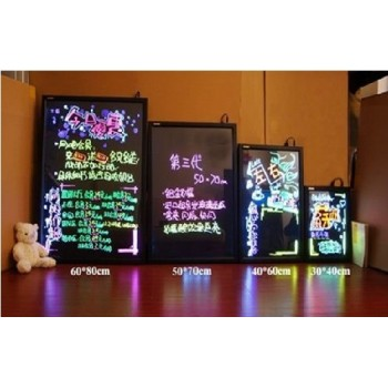 Fluorescent LED board -...