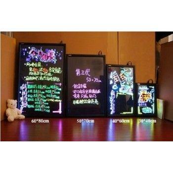 Fluorescent LED board - suspended model