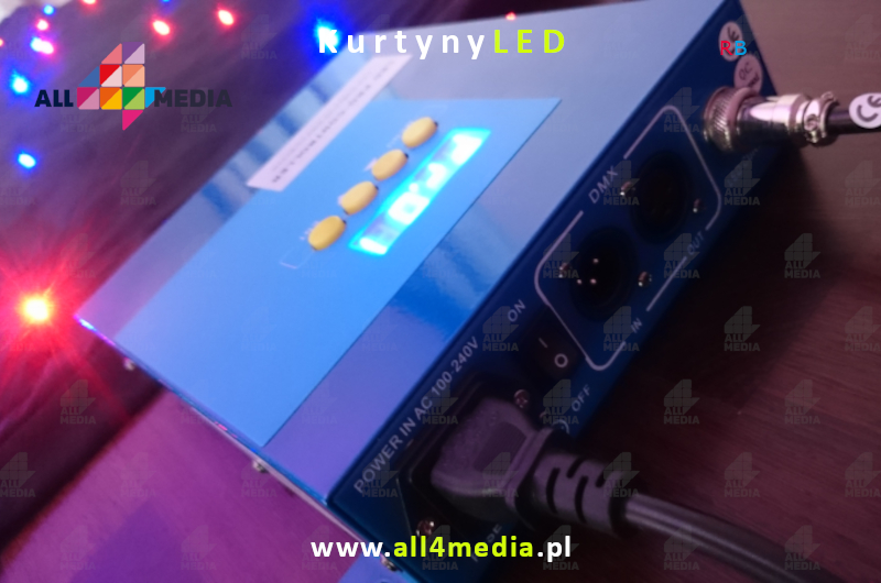 4-6 Kurtyna LED wesela eventy all4media-pl Czarna RB LED.jpg